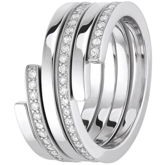 Dinh Van Spiral Rings
