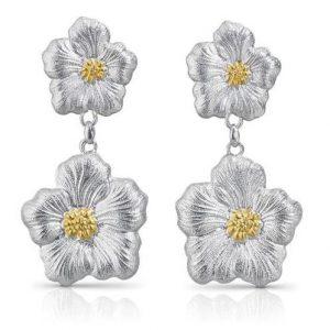 Buccellati Blossom Silver Gold