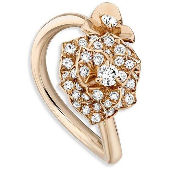 piaget rose ring rose gold